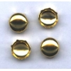 Garment Studs 13mm Gold